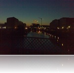 Berlin, Treptower Hafen